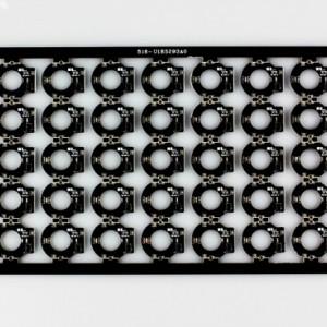 广东深圳灯饰铝基板汽车照明LEDPC线路板厂家