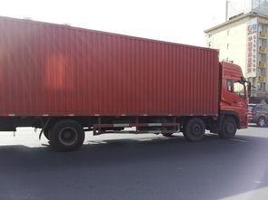 3000元山东禹城大柜21吨拖车运输青岛港车队集装箱进出口济