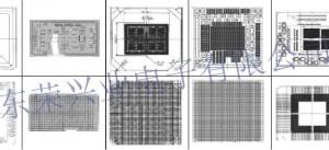 LTCC-NOC高频材料封装材料集成电路陶瓷基座