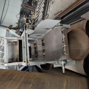 烟台莱州定制全自动上料机强力喂料机塑料造粒自动上下料一体机