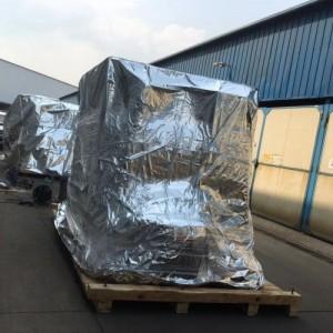 大型机械设备出口真空袋-ZK6001青岛鸿顺丰