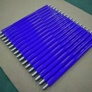 深圳极力印刷胶辊液体硅胶粘尘辊厂家定做