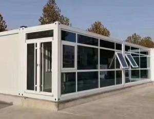 山东中铁中建式打包箱 住人集装箱房材料厂家批发