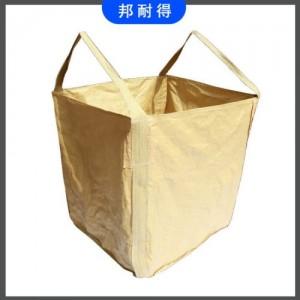 宝鸡市90x90x110聚丙烯集装袋 重晶石粉吨袋厂家直销