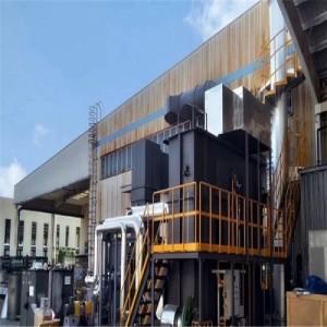 印刷行业废气治理旋转式RTO余热回收装置
