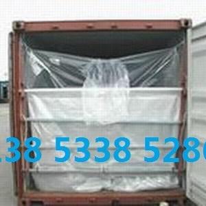 山东出口用耐高温食品级集装箱散装袋