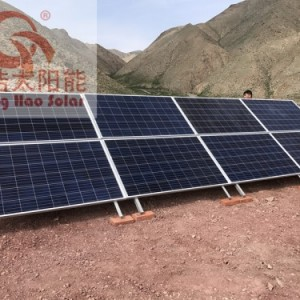 兰州程浩2000w养殖场太阳能离网发电系统厂家批发