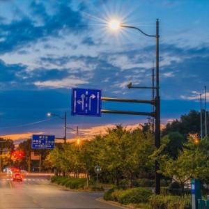 农村道路照明 led道路照明灯具  城市道路照明资质