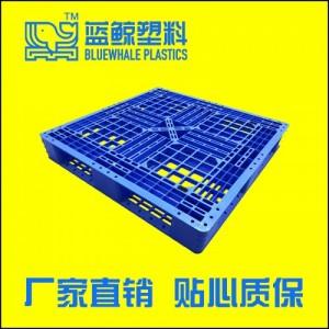 制罐行业托盘尺寸定制 食品pp新料安全塑胶地台板 工厂地