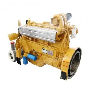 199kw潍柴WP7G270E300电控发动机工程机械柴油机