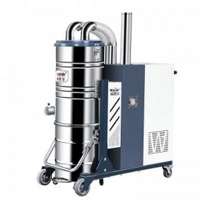 吉林长春机械车间配套威德尔工业吸尘器C007AI吸地面铝屑
