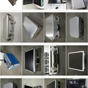 广州铝合金仪器箱 包装箱 工具箱定制厂家