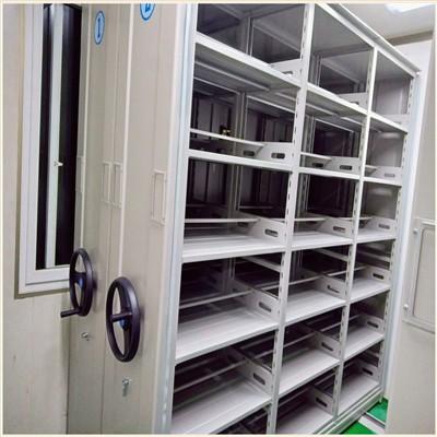 安阳档案保管移动密集柜列