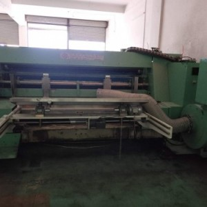 转让纸箱机械 上海前缘送纸三色印刷开槽机