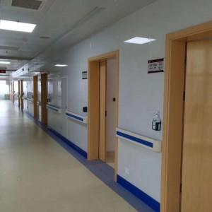 北京环保集成墙面 医院护墙板装修新型材料 防水阻燃抗裂