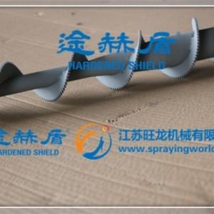 陶瓷硬质合金复合耐磨防腐螺杆