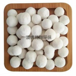 淄博腾翔洗涤颗粒 环保洗衣球五大亮点 陶瓷去污球温水洗涤