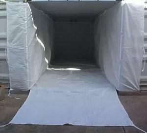 出口产品防潮用集装箱海包袋