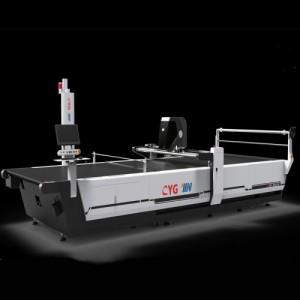 针织面料电脑裁剪机  自动裁床 开料机 数控裁衣设备