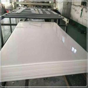 pvc模板 阻燃绝缘防火塑料板材 耐腐蚀耐酸碱pvc塑料模板