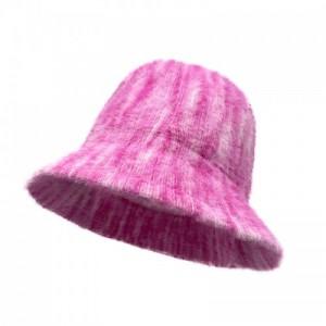 帽仕嘉毛线帽定制渔夫帽针织帽定制提花儿童成人秋冬季帽子
