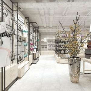 江西商业珠宝展柜厂家定做 外贸鞋店皮具展柜2020年新款
