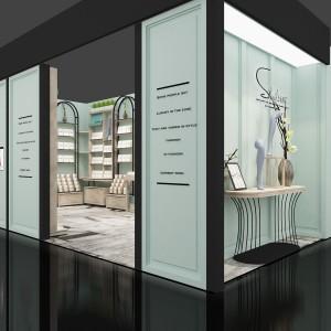 宁波多功能型五金展柜原产地直销 玻璃货架展示柜批发商现货