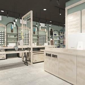 浙江省欧式服装展示柜生产厂家 木制珠宝柜台玻璃展柜厂家价格