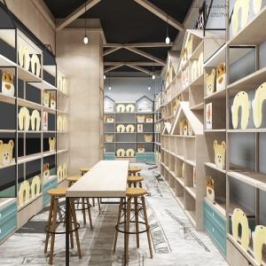 浙江省欧式服装展示柜厂家供应 木制眼镜展示柜生产厂家定制