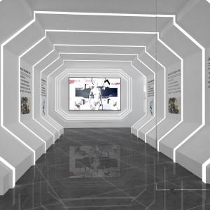 诸暨汽车用品烤漆展柜来图询价 外贸鞋店皮具展柜2020年新款