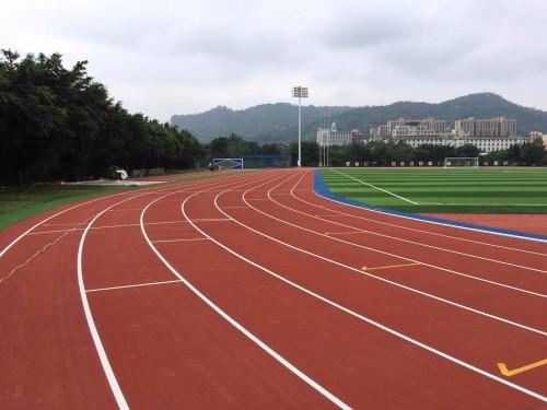《【2号站娱乐官网登录】广西融安硅PU塑胶球场》
