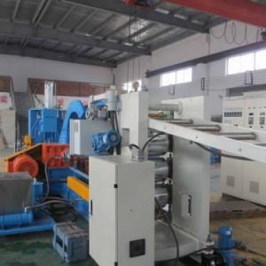 塑料机械厂家TPU片材挤出机 江苏片材挤出机械设备厂家