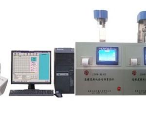 厂家供应氧弹量热仪 油品量热仪 量热仪热容量标定亿欣仪器