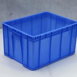 料塑料周转箱 加厚大号周转箱 大号塑料箱子物流周转箱