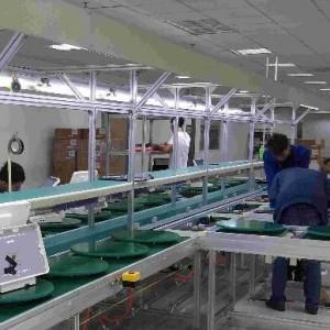 深圳家用电器烘焙烤箱组装生产线