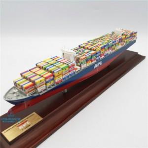 制作集装箱船模型的常见材料  ABS材料对模型的正面作用