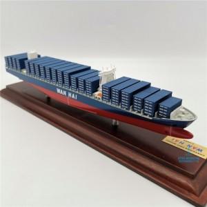 制造集装箱船模型的几种材料 干货满满