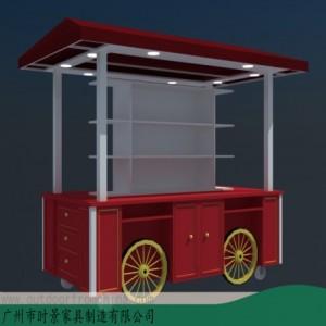 梅州工厂定制步行街售货车 饰品售卖售货车 组装式售卖车
