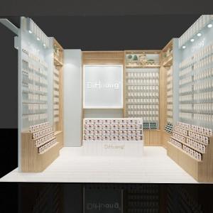 龙泉服装城女装展示陈列架价格表 电动工具陈列架展柜来图定做