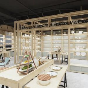 天津汽车挂件展示柜货架价格表 精思-珠宝饰品展示柜装修效果图