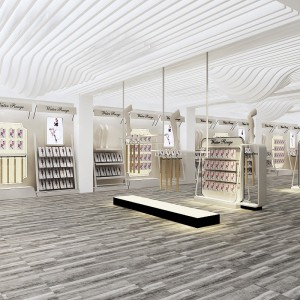 天津汽车挂件展示柜货架来图询价 精思-珠宝饰品展示柜厂家定制