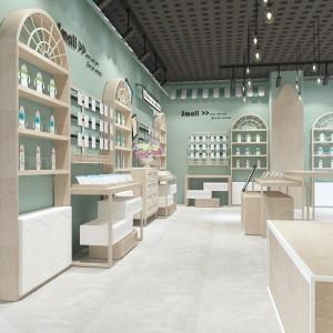 台州五金工具展示柜装修效果图 精思-珠宝饰品展示柜装修效果图