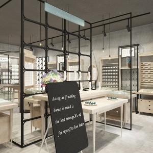 龙游珠宝饰品展示柜价格表 精思-电子仪器展示柜货架装修效果图