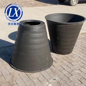 河北陆巡 双瓮化粪池 1立方加厚 塑料制品耐压