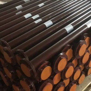 湖北造纸厂污水输送用碳钢衬塑管 无缝管衬PO管道