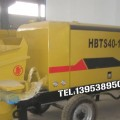 石家庄市鹿泉市混凝土泵输送泵型号获知泵机参数