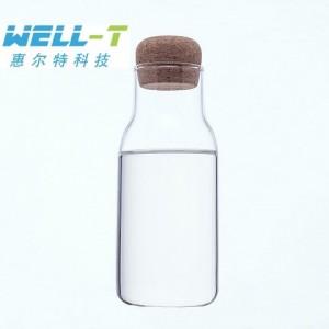 HS-515小粒径硅溶胶 造纸用硅溶胶 碱性硅溶胶