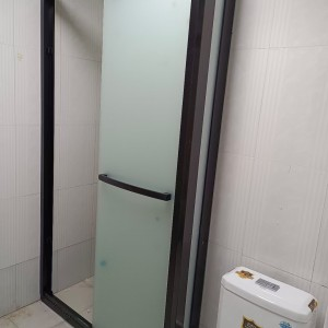 光明区亚克力整体淋浴房多样式可选 圆弧形简易洗澡间卫浴设施
