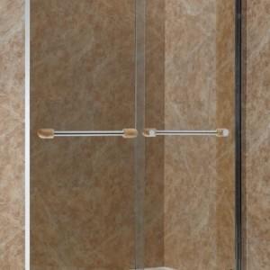 坪山区一字型淋浴房安装出售 酒店独立式淋浴房卫浴定制