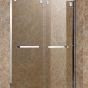 深圳简易淋浴房来电订购 精装公寓一字型淋浴房卫浴定制